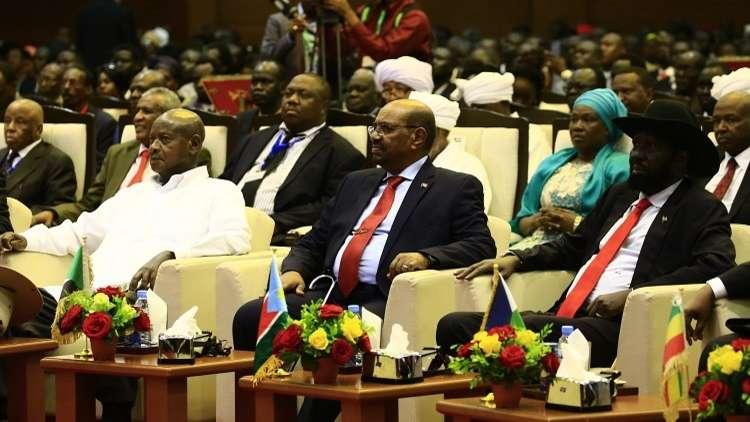 البشير: اتفاق السلام في جنوب السودان لن يكون حبرا على ورق