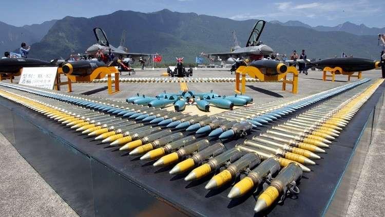 بسبب الصين.. تايوان تسعى لزيادة إنفاقها العسكري