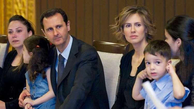 """Résultat de recherche d'images pour """"أسماء الأسد ، زوجة الرئيس السوري ، تعلن عن شفاؤها من السرطان"""""""