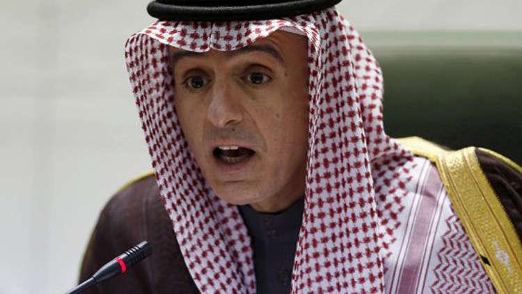 الجبير: تصرف كندا غير مقبول والسعودية دولة ذات سيادة