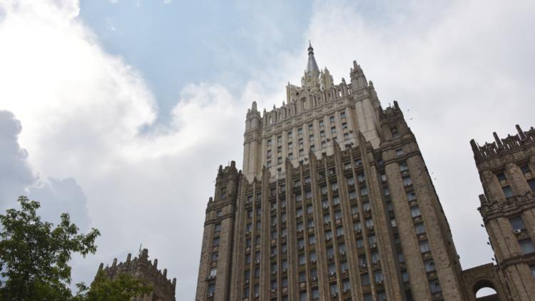 الخارجية الروسية تصف الناتو بـ
