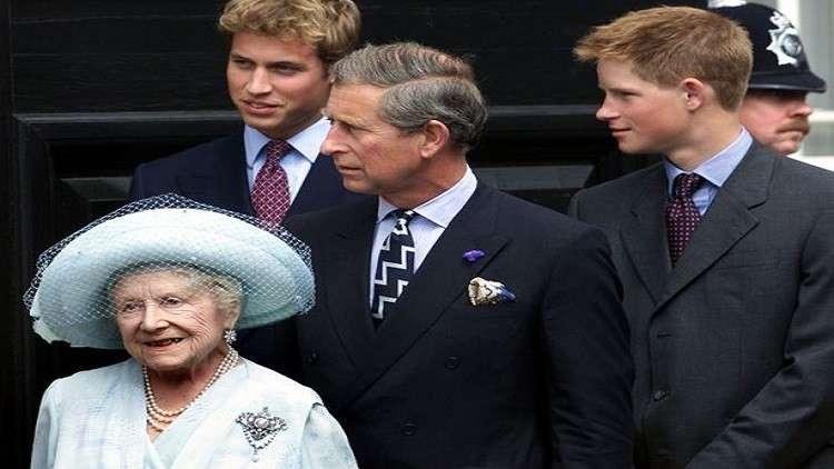 لماذا خصصت الملكة الأم نصيبا أكبر من ميراثها للأمير هاري؟