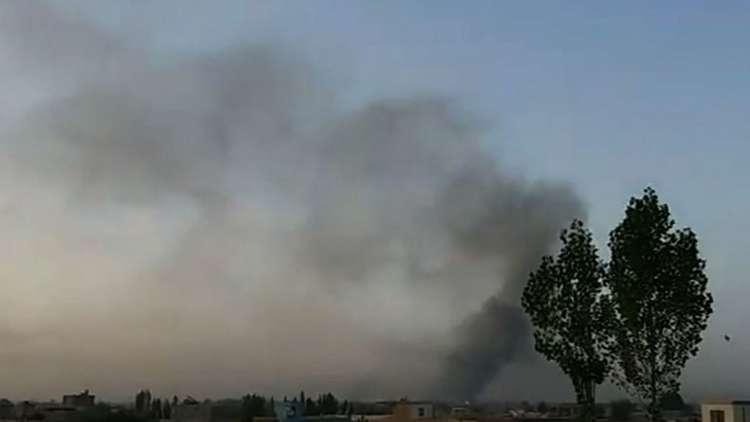 مسلحو حركة طالبان يحاولون اجتياح مدينة غزنة شرق أفغانستان!