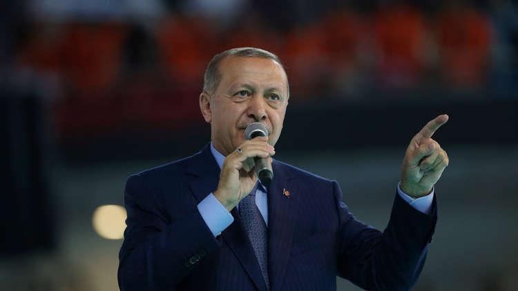 أردوغان: عقوباتكم بلا جدوى