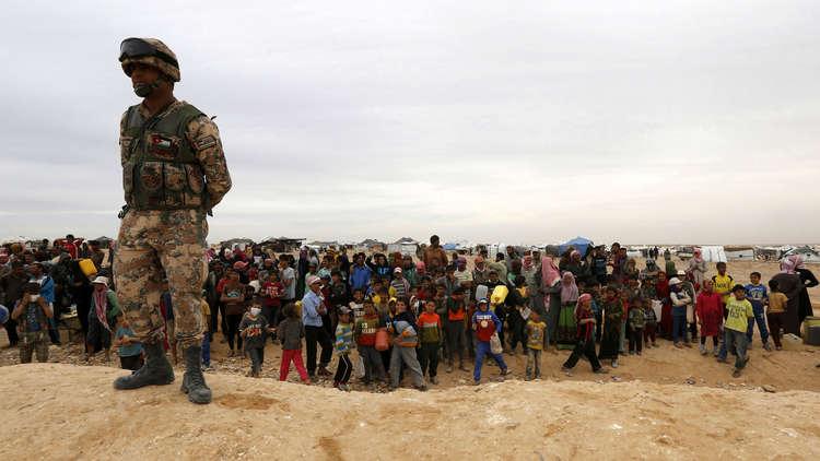 نائب أردني يدعو للإسراع بفتح الحدود مع سوريا وإعادة العلاقات