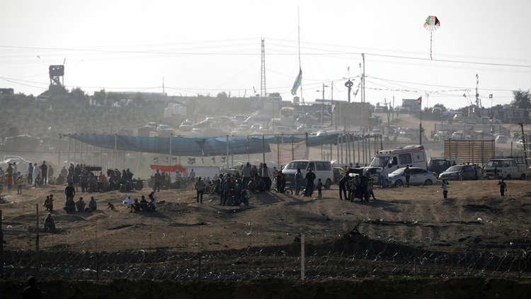 هدوء على الحدود بين إسرائيل وغزة بعد يومين من التصعيد