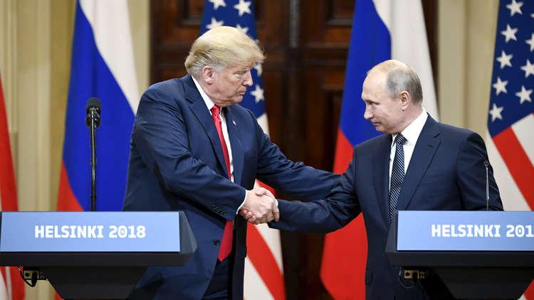 وثيقة تكشف ما خفي من المحادثة بين بوتين وترامب