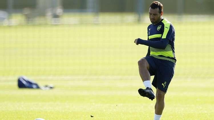 فياريال يقدم لاعبه العائد كازورلا بطريقة