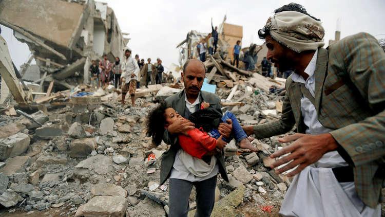حصيلة أممية جديدة للضحايا في اليمن تحمل التحالف العربي مسؤولية أغلبها