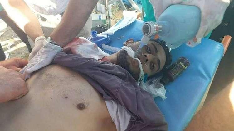 مقتل مُسعف فلسطيني متطوع برصاص الجيش الإسرائيلي شرقي قطاع غزة