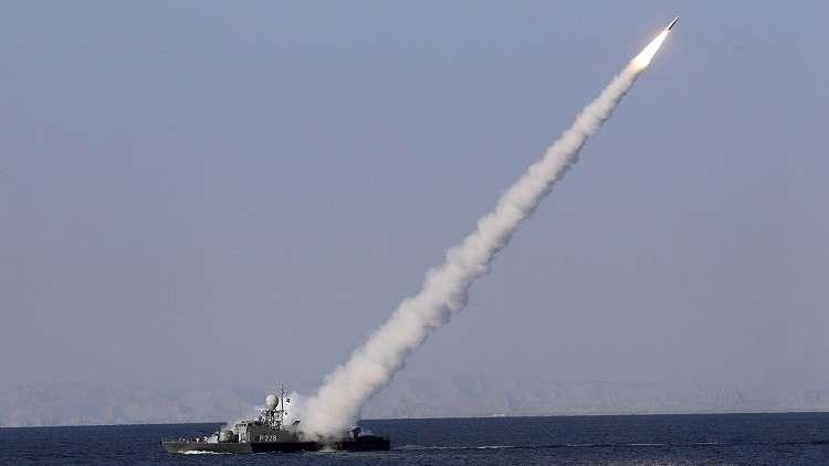 مسؤول أمريكي: إيران اختبرت صاروخا مضادا للسفن في مضيق هرمز