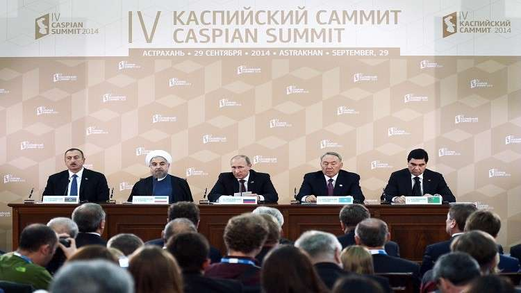 دول بحر قزوين على أعتاب اتفاق تاريخي لاستثمار ثرواته