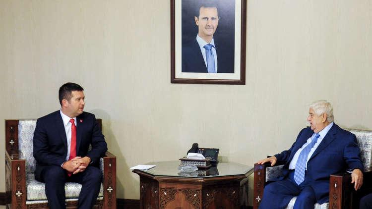 وساطة تشيكية تنجح بالإفراج عن ألمانيين اثنين في سوريا