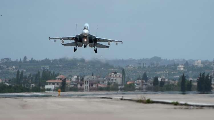 الدفاع الروسية تعلن تدمير طائرة مسيرة أطلقها مسلحون باتجاه قاعدة حميميم في سوريا
