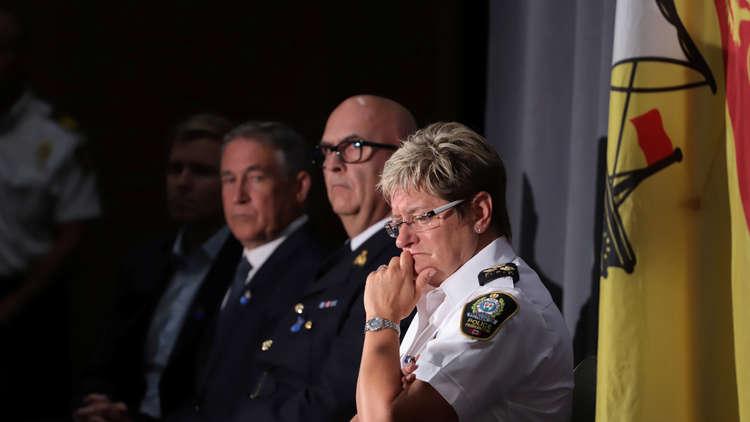 كندا تكشف هوية الشخص الذي قتل 4 أشخاص في مدينة فريدريكتون