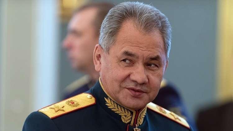 وزير الدفاع الروسي: سلاحنا أصبح مثاليا نتيجة معموديته القتالية في سوريا