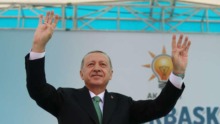 أردوغان لواشنطن: كشفنا المؤامرة.. مع السلامة