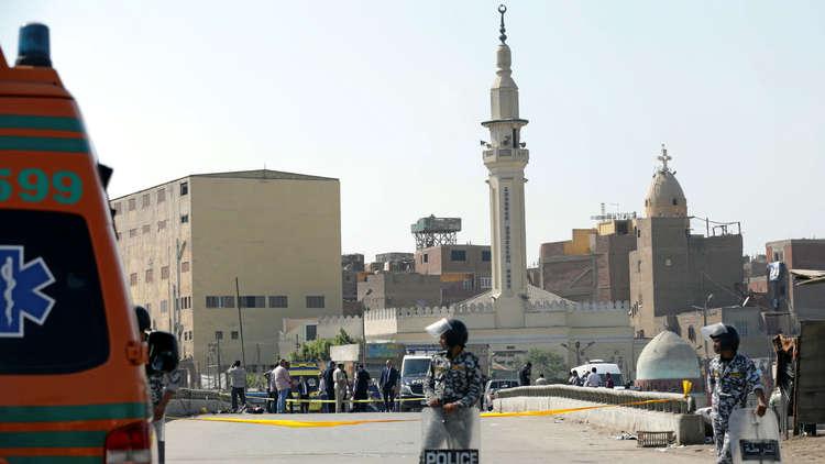 الأمن المصري يكشف هوية انتحاري كنيسة مسطرد ويعتقل 6 أشخاص لصلتهم بالعملية