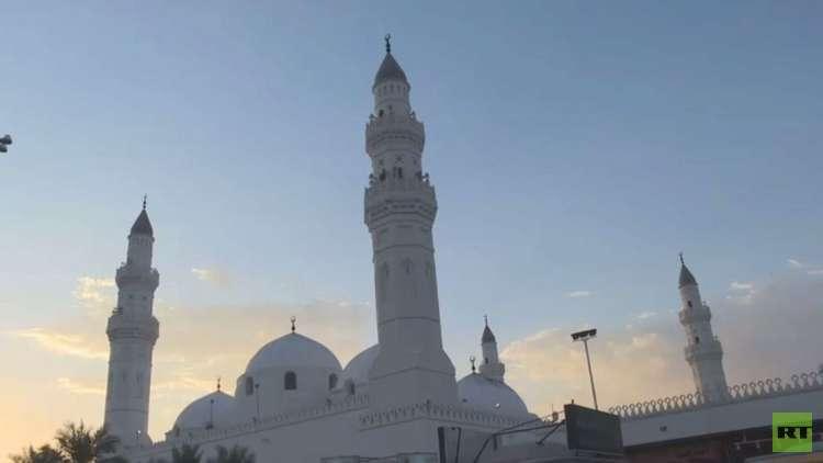 مساجد المدينة المنورة