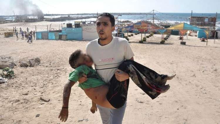 تقرير عسكري سري إسرائيلي يقر بقتل أطفال عائلة البكر بصاروخي طائرة مسيرة