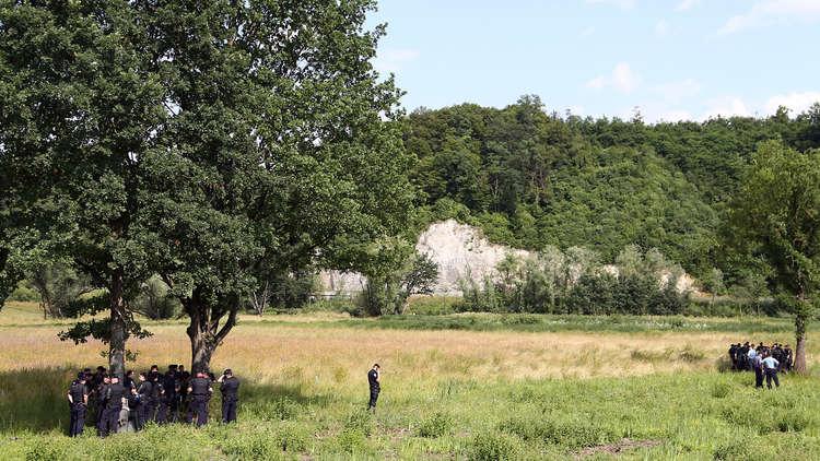العثور على اثنين من المهاجرين متوفيين في غابة كرواتية قرب البوسنة