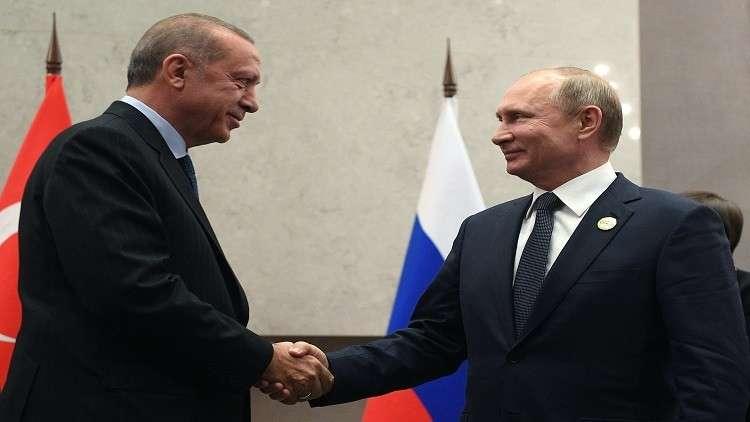 الكرملين: نسعى لاستخدام العملة الوطنية في تجارتنا مع تركيا