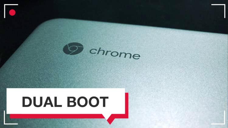إقلاع ثنائي.. لأجهزة Chromebook