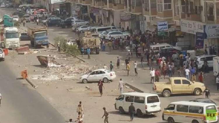 نجاة محافظ تعز من محاولة اغتيال في عدن