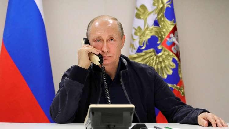بوتين يعزي الرئيس الإيطالي في ضحايا انهيار الجسر بجنوى