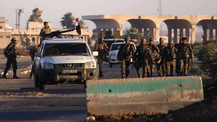 سوريا تنجز ترتيبات فتح معبر نصيب والأردن ينتظر مخاطبات رسمية من دمشق