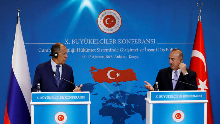 تركيا: نسعى لحل مع روسيا لمسألة إدلب ويجب فصل الإرهابيين عن المعتدلين