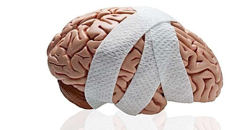 إصابات الدماغ تؤدي إلى الانتحار!