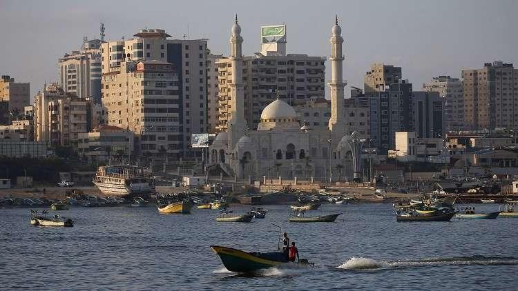 مصر تبحث التهدئة بين إسرائيل وحماس والممر الرابط بين غزة وقبرص