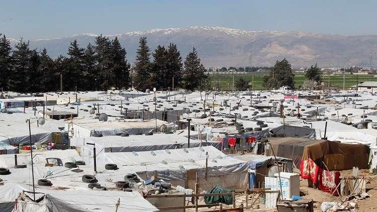 موسكو وبيروت تبحثان عودة اللاجئين السوريين إلى بلادهم