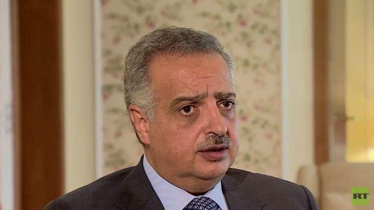 رئيس الحزب الديمقراطي اللبناني طلال أرسلان