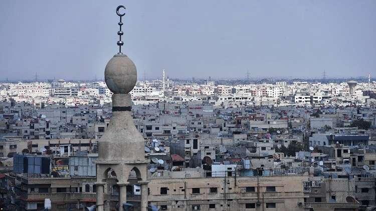 دمشق تضاعف وجهات تصديرها رغم الحرب وعقوبات الغرب