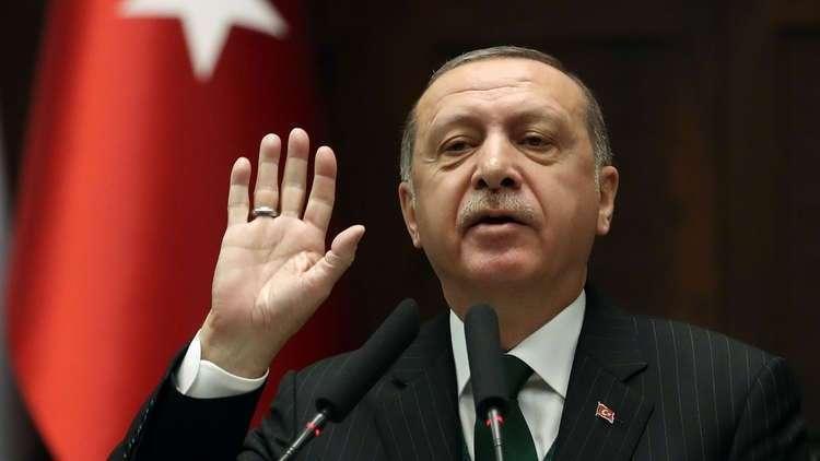 أردوغان: الضغوط لن تجبرنا على تغيير نهجنا