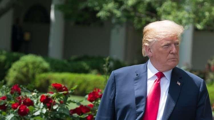 ترامب يعزي عائلتي طالبين سعوديين غرقا في أمريكا