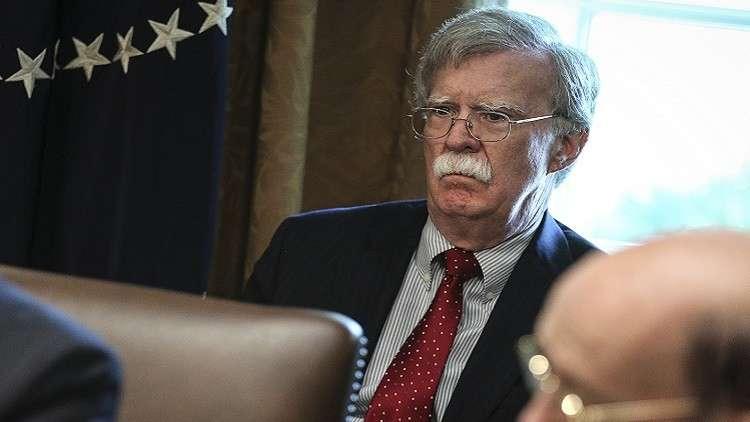 بولتون لأول مرة في إسرائيل لبحث الوجود الإيراني في سوريا