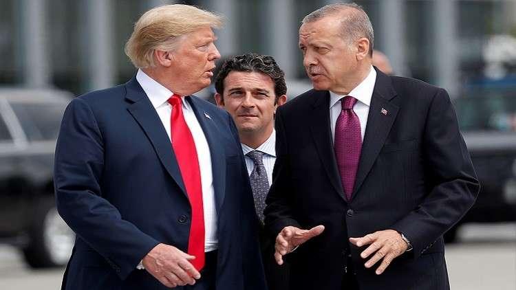 واشنطن ترفض عرض مقايضة من أنقرة في قضية القس الأمريكي