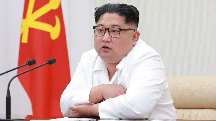 الزعيم الكوري الشمالي
