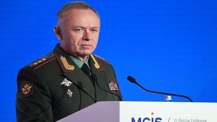 الدفاع الروسية: سنواصل التعاون العسكري مع إيران