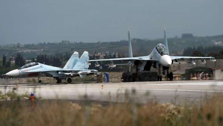 الدفاع الروسية تستعرض نتائج العملية العسكرية في سوريا