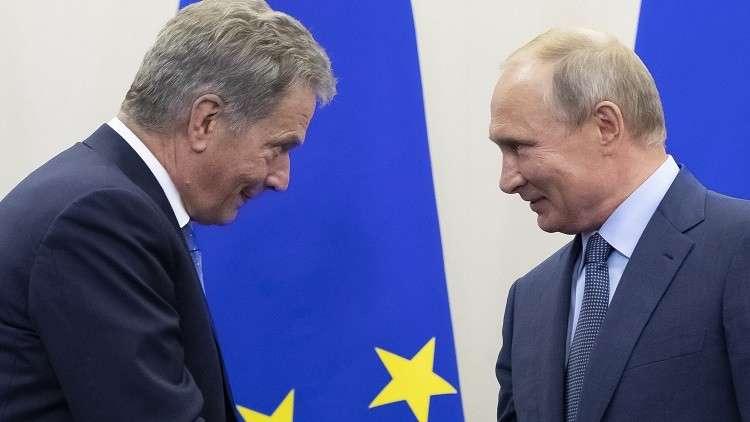 بوتين: منفتحون للحوار مع الناتو إلا أنهم يرفضون ذلك