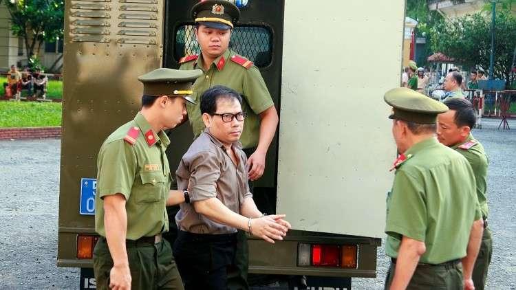 السجن 14 عاما لمواطنين أمريكيين في فيتنام بتهمة الإرهاب