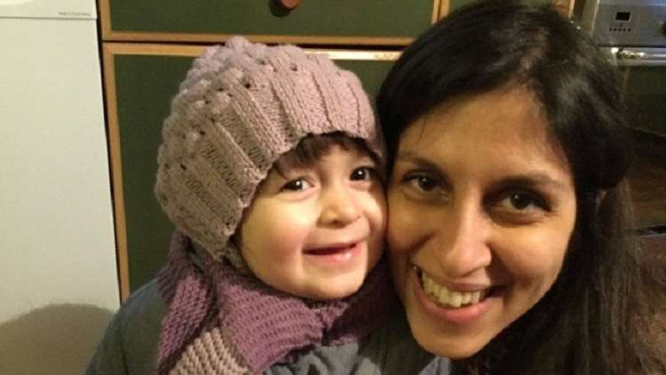 Tehran temporarily releases British citizen Zaghari Ratcliffe