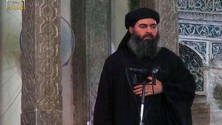 القوات الأمريكية تعتقد بأن البغدادي لا يزال على قيد الحياة