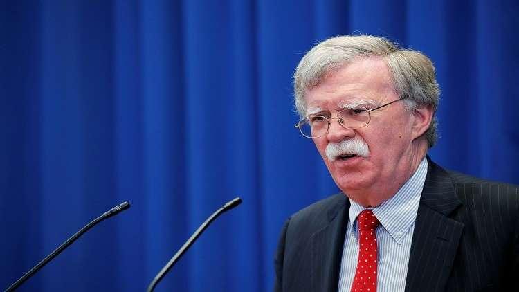 مستشار الأمن القومي الأمريكي يهدد الجيش السوري بضربات جديدة أشد قوة!