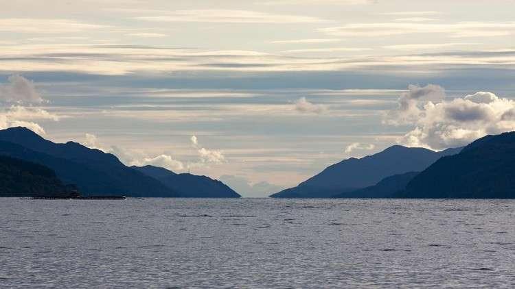 وحش بحيرة لوخ نيس يظهر مرتين في يوم واحد!