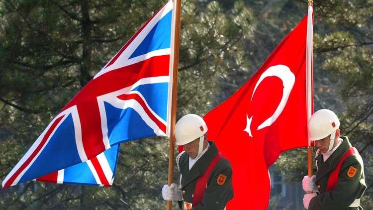 أردوغان وماي يبحثان العلاقات العلاقات الاقتصادية